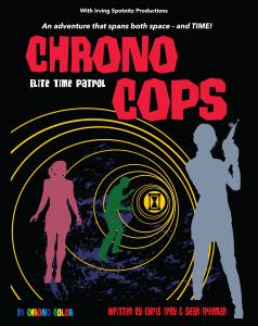 Chrono Cops - Elite Time Patrol